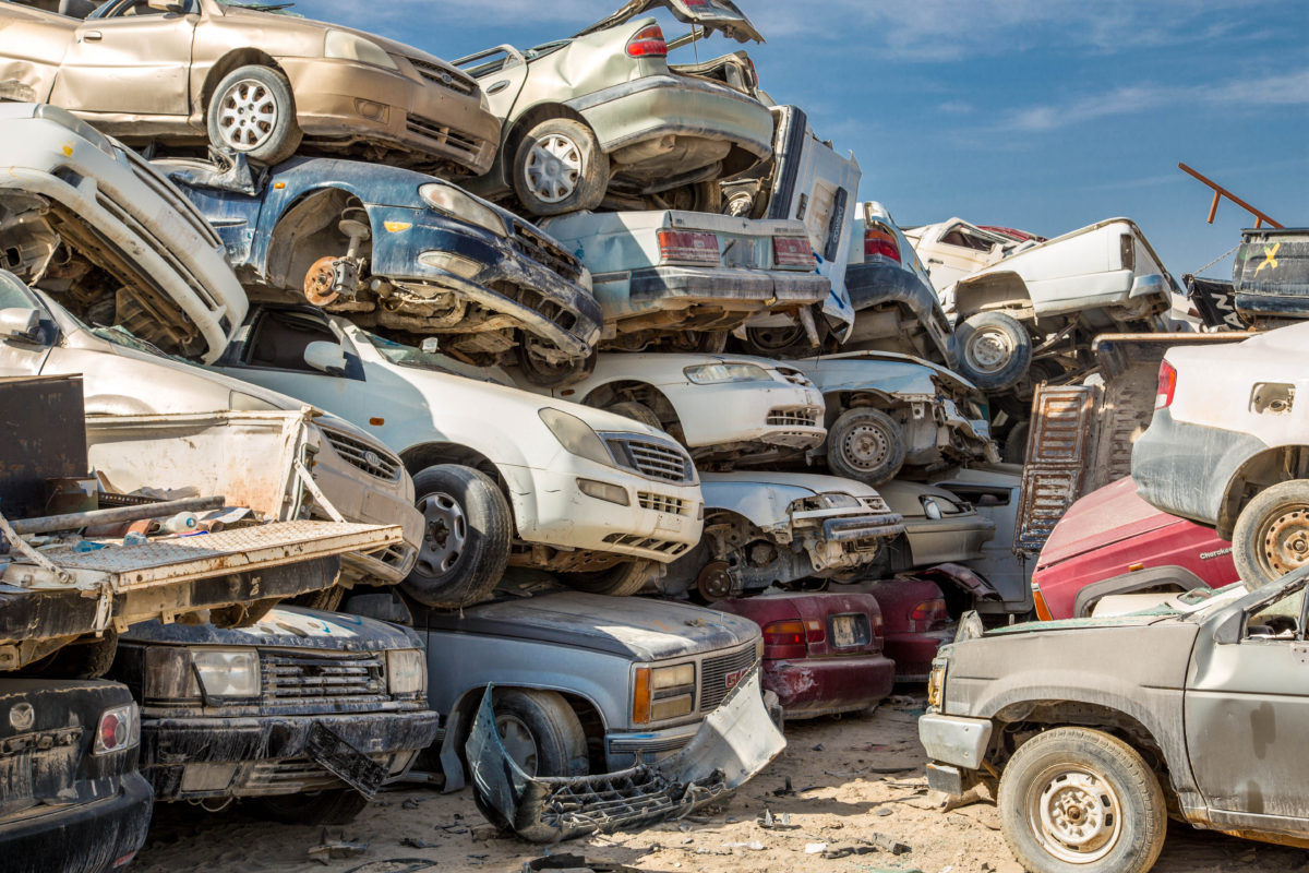 Cash for Junk Cars - Sell Junk Cars - Instant quote on Cars-Columbus OH