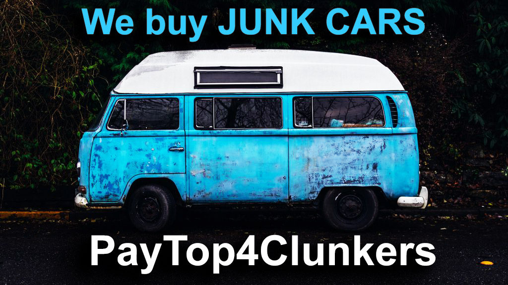 Cash for Cars-Junk Car buyer in West Side Columbus Ohio (614) 477 1166