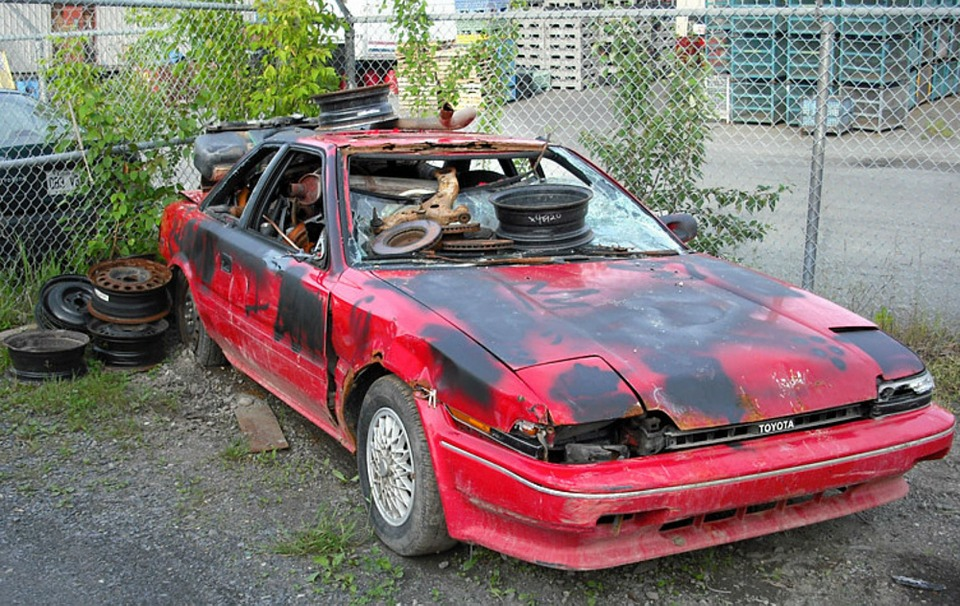 Cash for Junk Cars - Pay Top 4 Clunkers